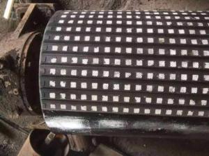 abrasion resistant ceramic pulley lagging