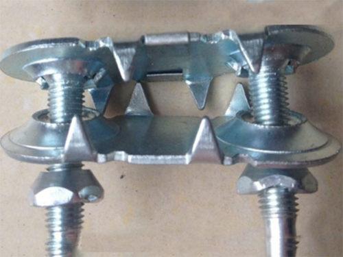 conveyor belt fasten
