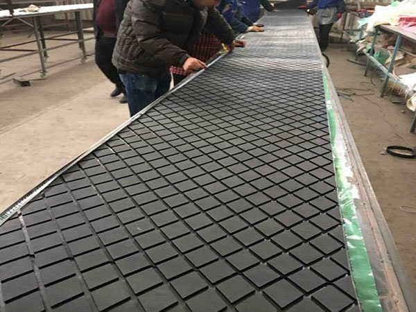 Rubber Pulley Lagging China