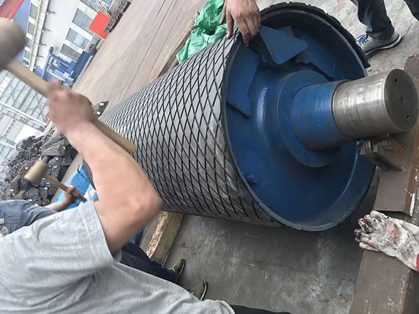 Pulley Lagging Material