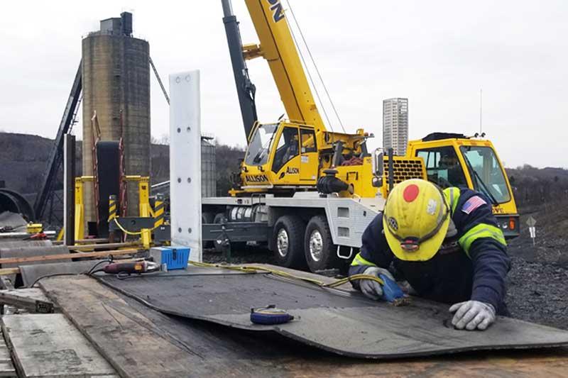conveyor belt repair