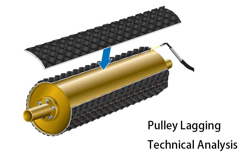Pulley Lagging Technical Analysis